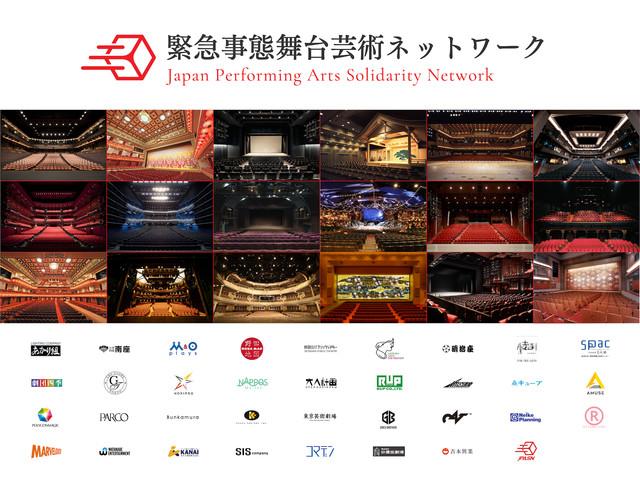 演劇界の現状を報告、「緊急事態舞台芸術ネットワーク」が発足