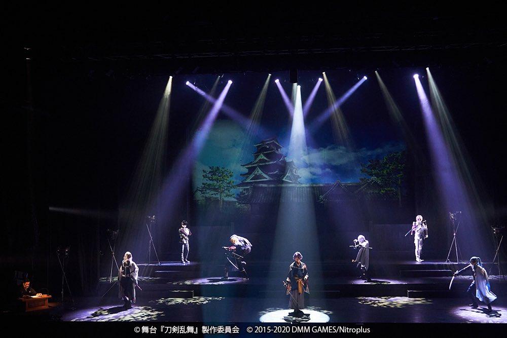 科白劇 舞台『刀剣乱舞/灯』大千秋楽より二週間が経過しました