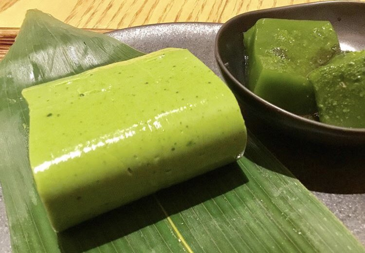 抹茶好きにはたまらない抹茶スイーツが食べられる東京ミッドタウン日比谷にあるお店「林屋新兵衛」✨