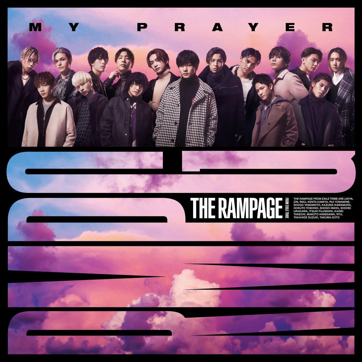 """12/9(水)リリース‼️ THE RAMPAGE from EXILE TRIBE 13th Single 「MY PRAYER」 MUSIC VIDEO公開✨  テーマは""""タイムリミット""""⏳ THE RAMPAGE初の踊らないミュージックビデオが完成しました✨    是非ご覧ください😃  #THERAMPAGE #MYPRAYER"""