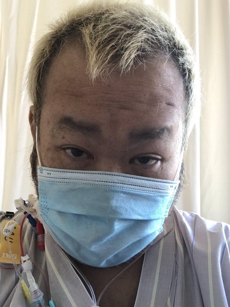 新型コロナウイルス陽性となり、重症化、危篤状態になっていました