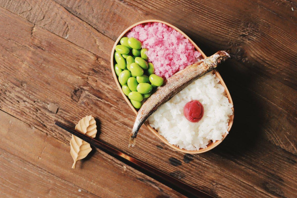 ジブリ飯🍱 メイちゃんのあの喜ぶ顔がみたくて‥トトロのサツキが作っていたお弁当