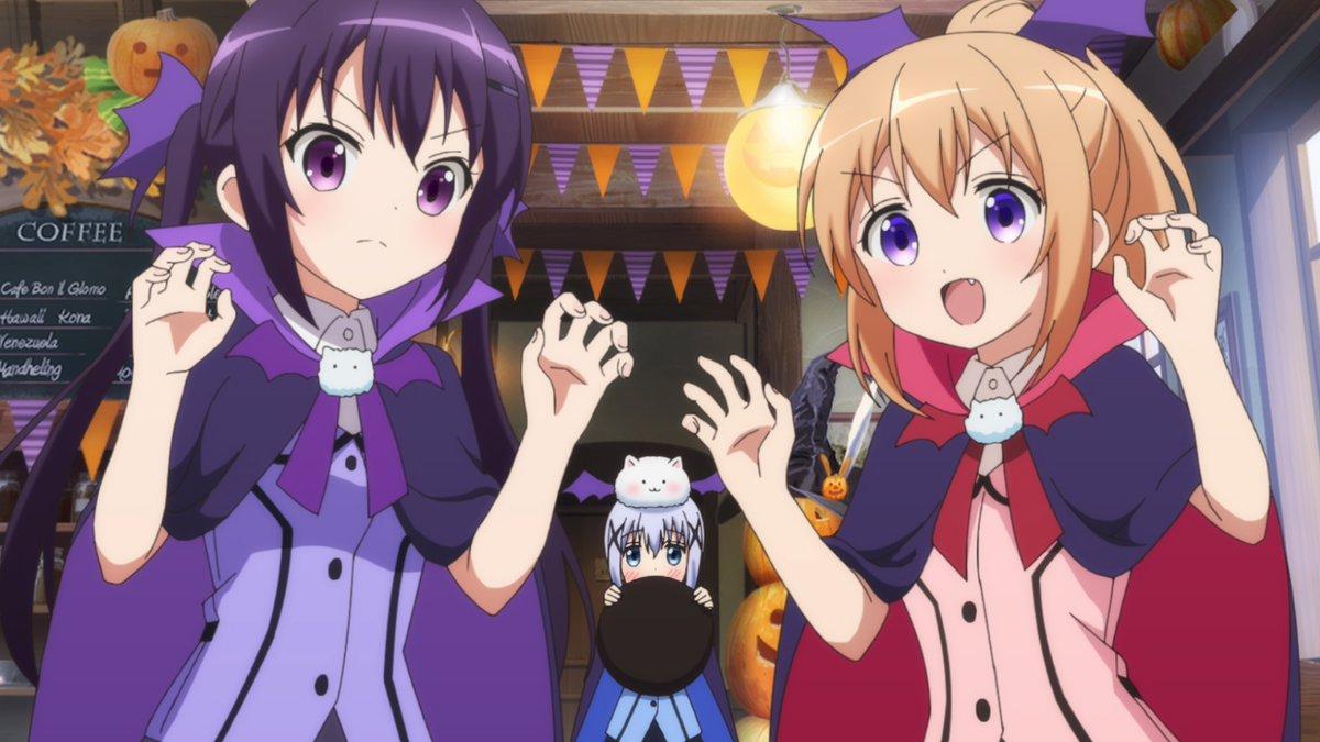 BLOOM』第7羽 「今夜は幽霊とだって踊り明かせる Halloween Night