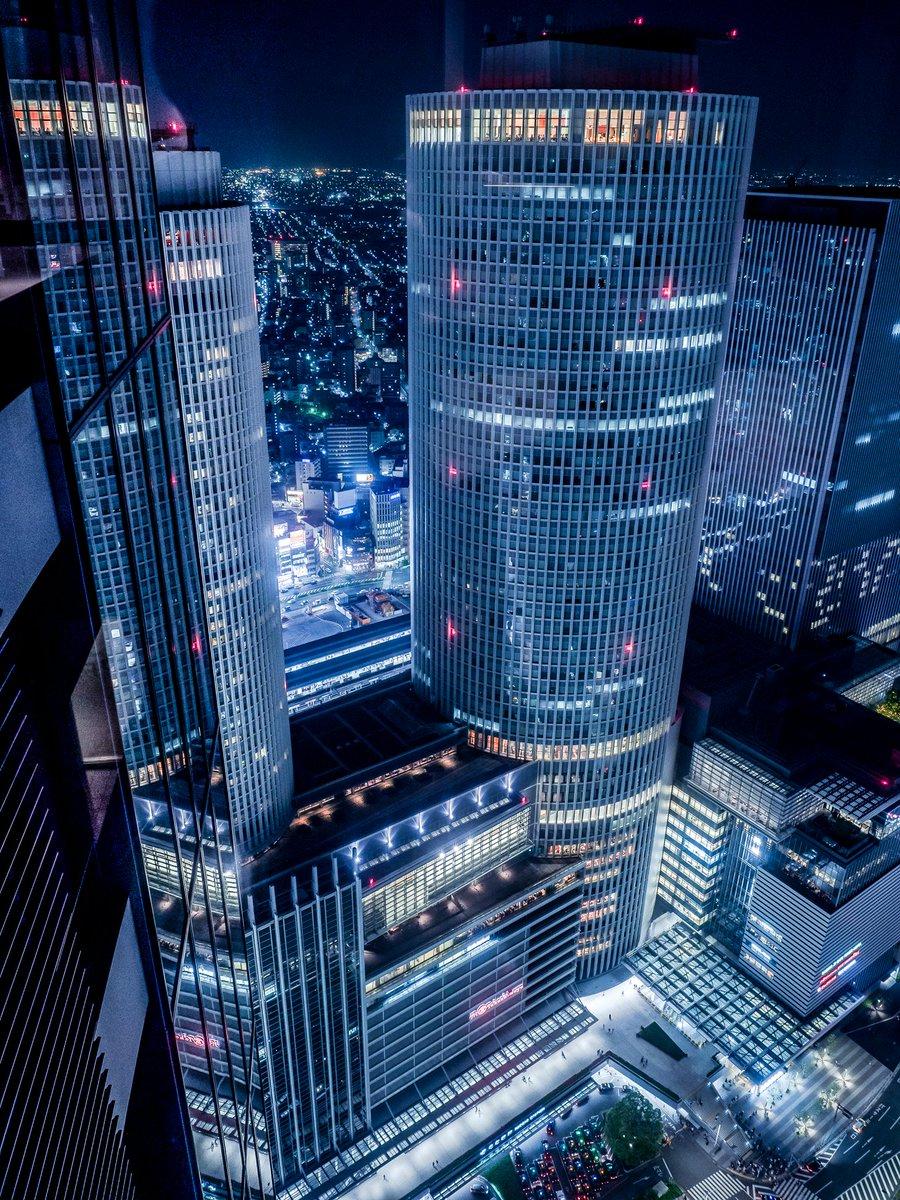 名古屋にあるビル群が最っ高に美しくて格好いいので見て下さい!
