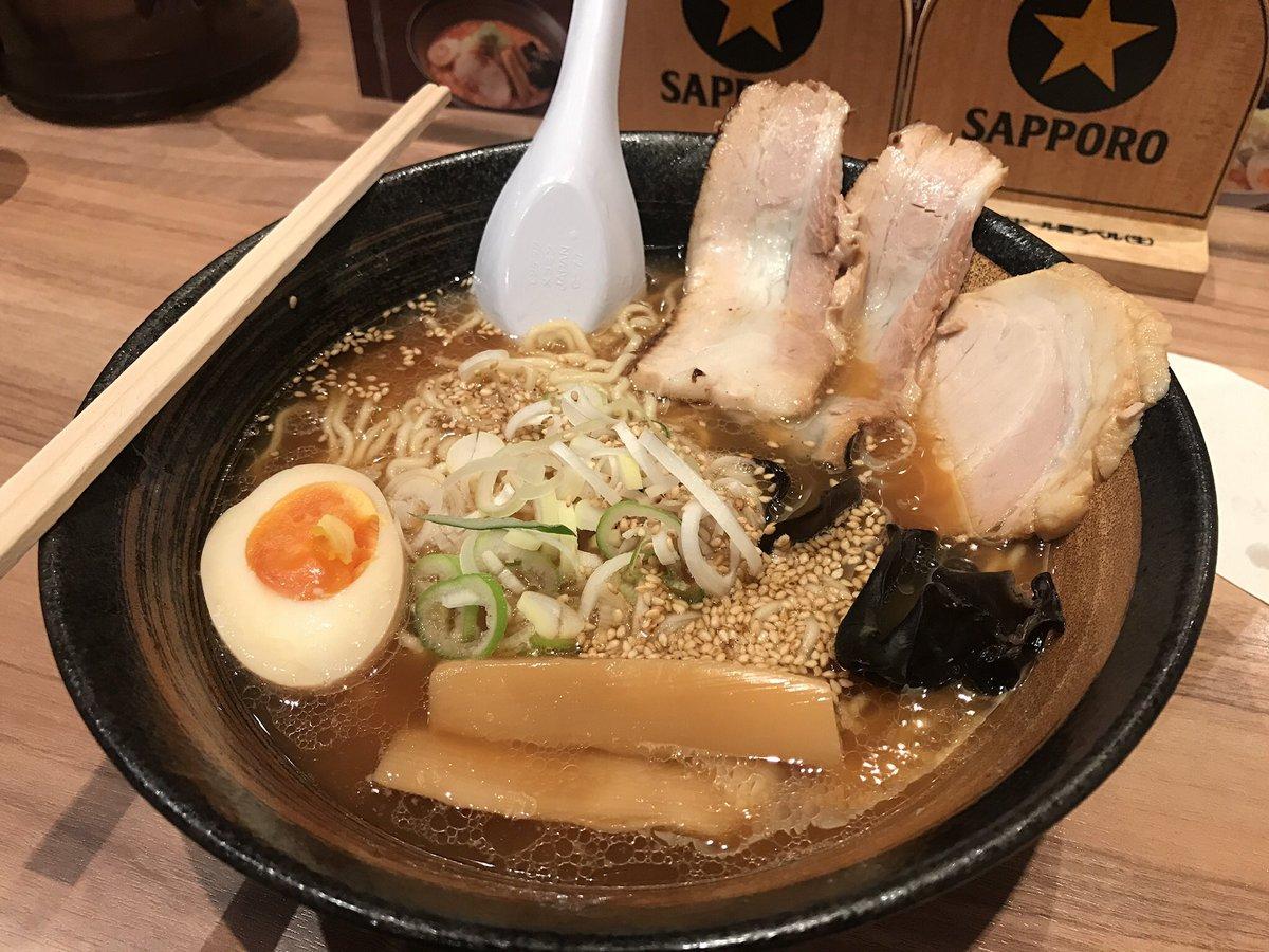 斎藤先生方式で、今年食べて美味しかったものを載せます(ラーメン)