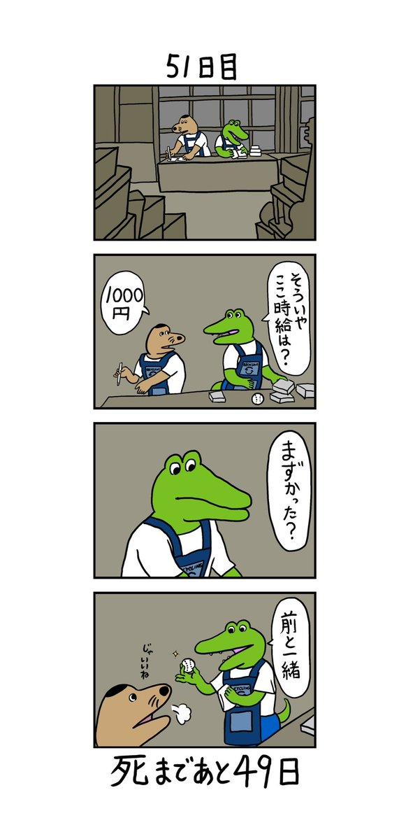 の 100 ワニ 目 日