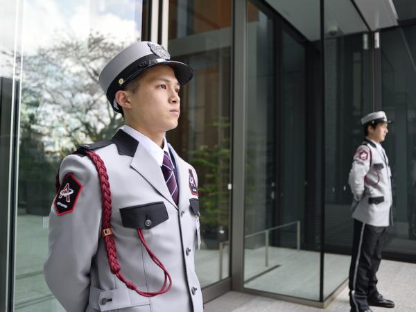 警備業務のプロフェッショナルが多数在籍