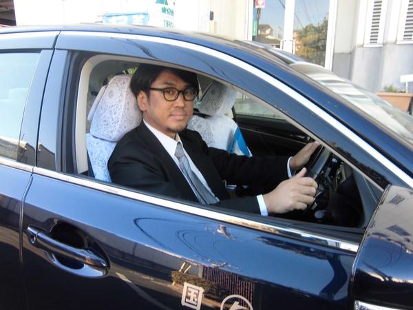 タクシードライバーという仕事について