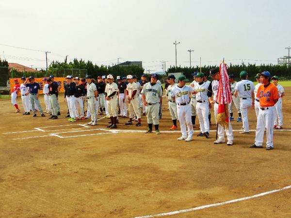フクシは「街づくり」 多彩な地域貢献事業 長嶋茂雄旗争奪野球大会