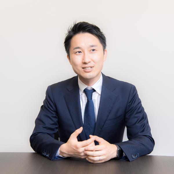 東京事務所/コンサルタント/牛神章史