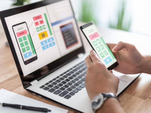 アプリ開発やネット通販事業なども進行中。