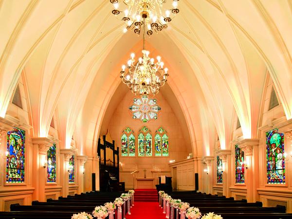 1983年創業。港町横浜で新郎新婦を見守り続ける歴史ある結婚式場