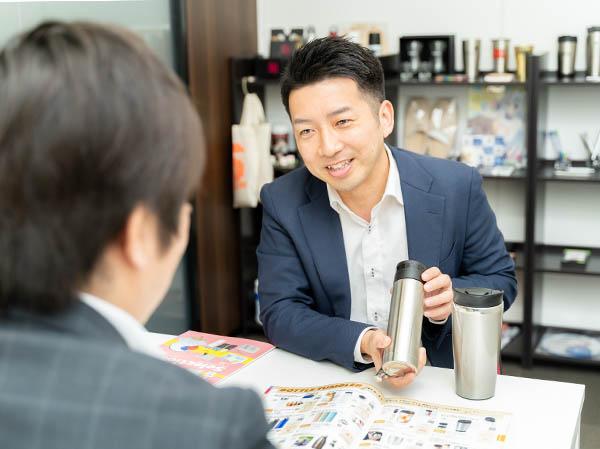 経験者歓迎!販促品業界トップクラスの成長企業で営業メンバーを募集