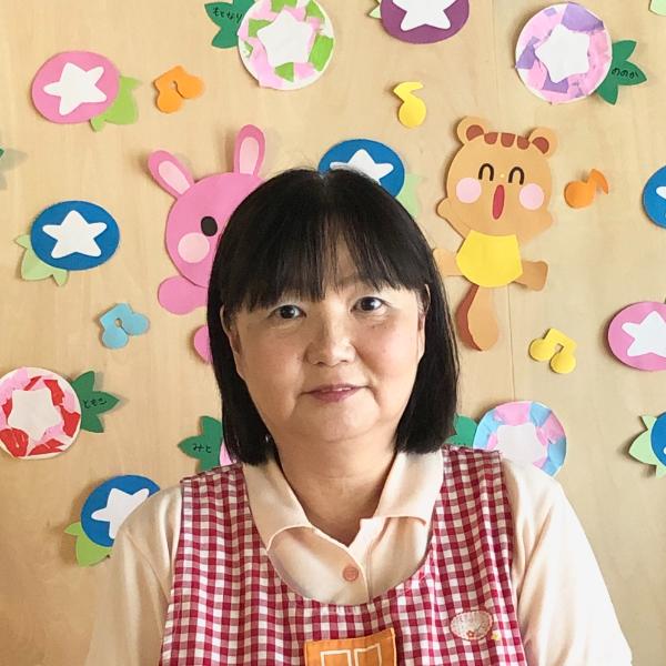 Nest南流山保育園/施設長/真部 美津江