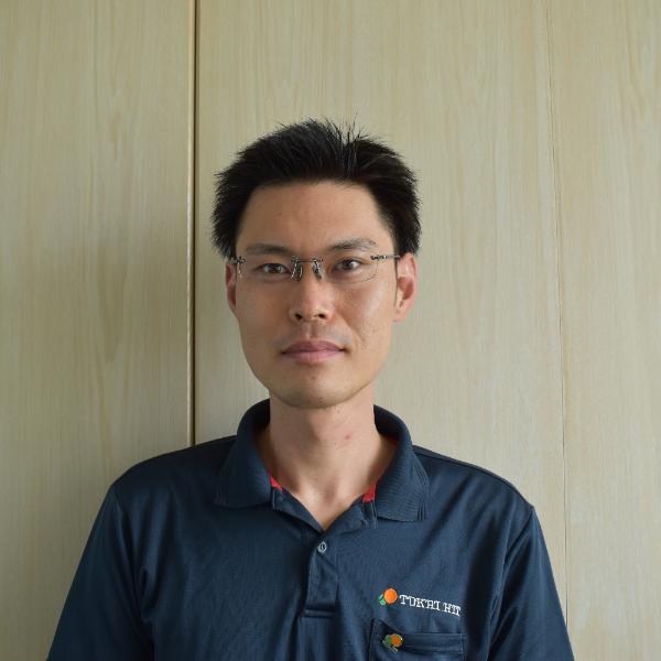 営業部 海外営業課 チーフセールス/Hiroshi K.