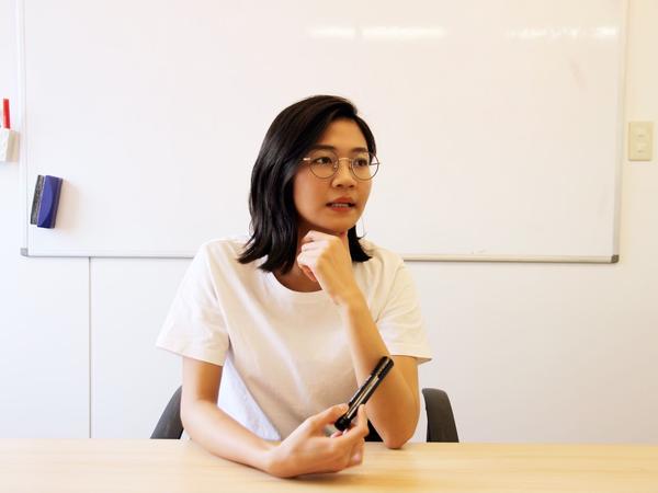 1年間の留学経験により、日本で働くことに挑戦