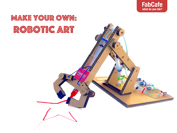 Make Your Own: Robotic Art (June 16)