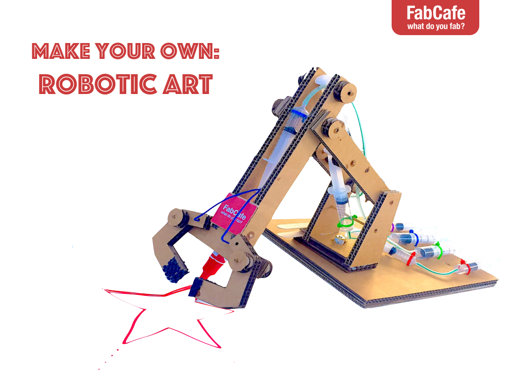 Make Your Own: Robotic Art (June 9)