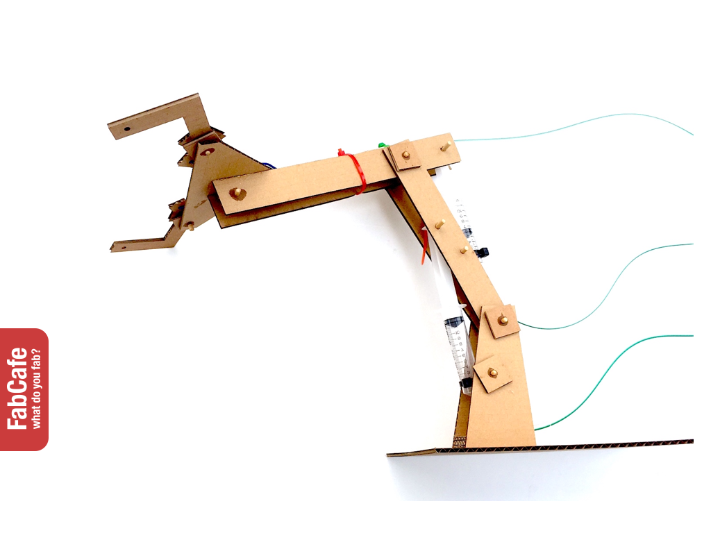 Make Your Own: Robotic Arm (July 9)