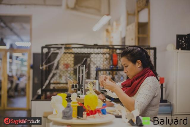 FAB/Workshop: Micro serie a partir de impresión 3D