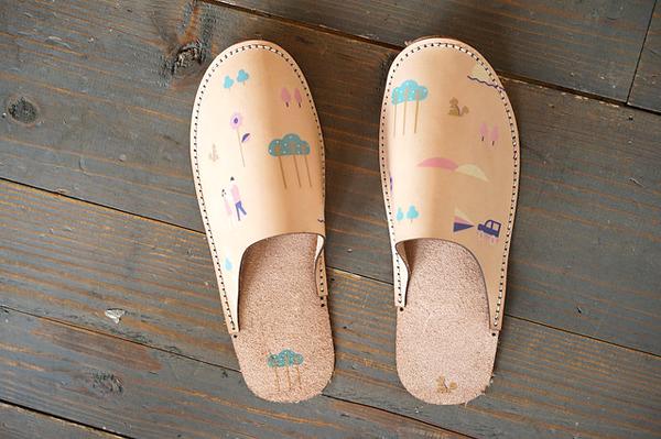 Réaliser votre chaussons en cuir chez FabCafe Toulouse