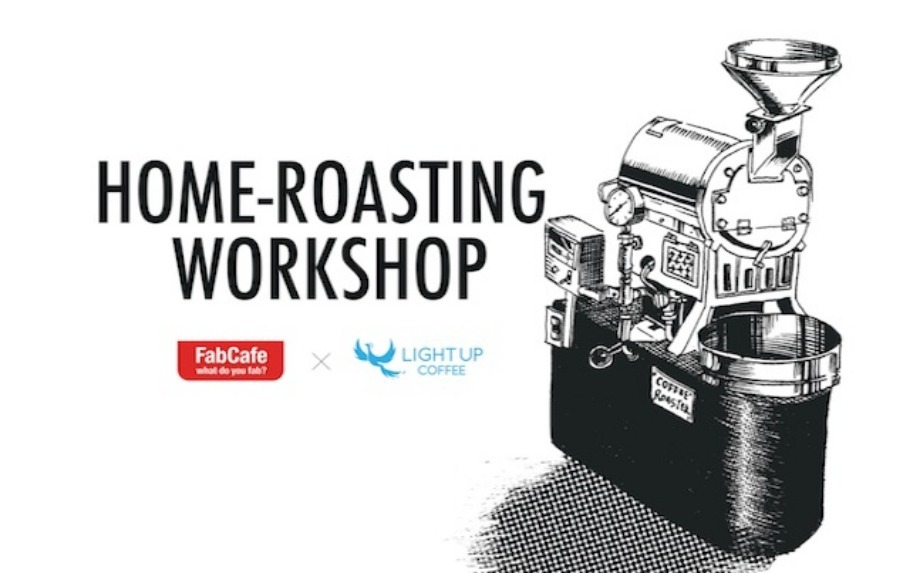 HOME-ROASTING WORKSHOP
