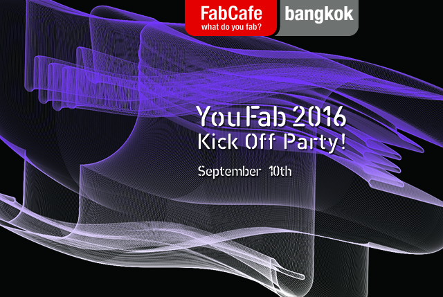YouFab 2016 Kick Off Party