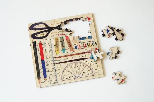 夏休みFABワークショップ~オリジナルパズルを作ろう!~