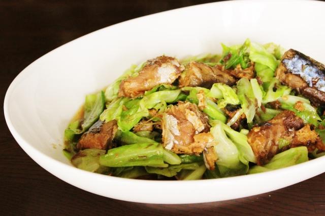 鯖 の 味噌 煮 缶 レシピ