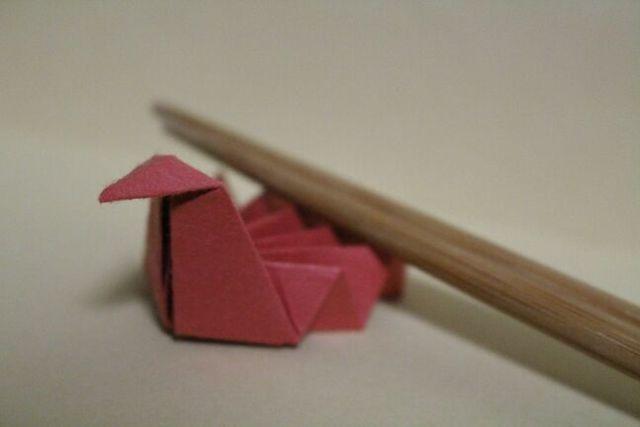 折り紙の リボンの折り紙の作り方 : ... 折り紙を使って、ちょっとした