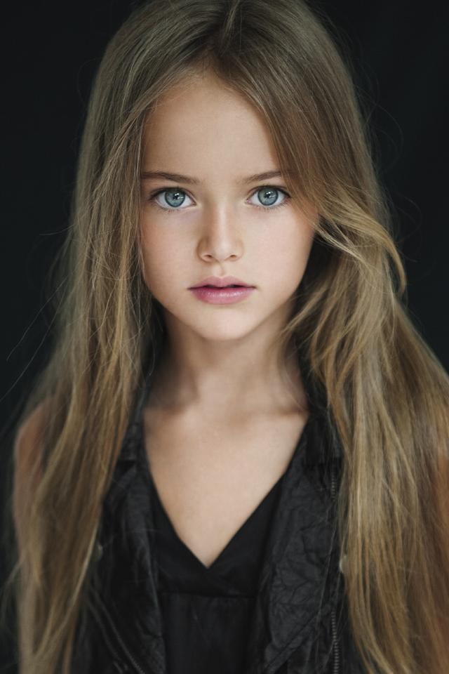 子供でもこの綺麗さ。