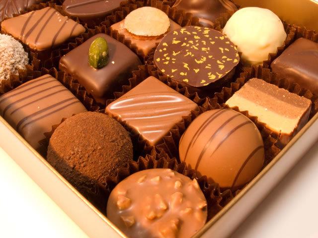 一口チョコ画像