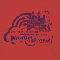 GARNET CROW | GARNET CROW livescope 2010+ 長袖ロゴTシャツ
