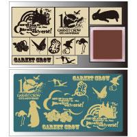 GARNET CROW | GARNET CROW livescope 2010+ スタンプセット