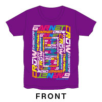GARNET CROW | livescope Final ロゴTシャツ