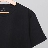 ZARD | ZARD 黒Tシャツ【タグ】