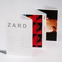 ZARD | ZARD JACKET DESIGN CARD 【part1】
