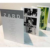 ZARD | ZARD JACKET DESIGN CARD 【part2】