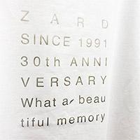 ZARD | ZARD 白ロングTシャツ【30th】