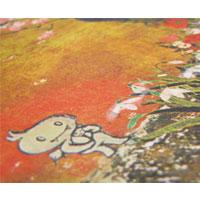 AKIHIDE | 桜の森の満開の下で 扇子 〜花蝶風月図〜