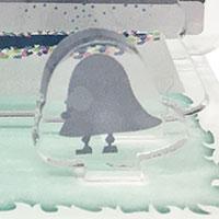 AKIHIDE | アクリルジオラマ「時計姫の噴水広場」
