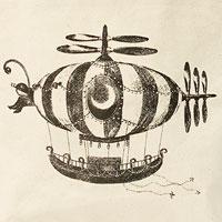 AKIHIDE | 月光の旅団 クジャク号のトートバッグ