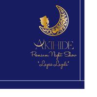 AKIHIDE | Lapis Lazuli ハンドタオル/刺繍