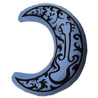 AKIHIDE | Lapis Lazuli クッション/ブルー