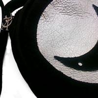 AKIHIDE | 月と星のキャラバン 月のポーチ