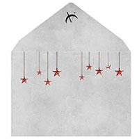 AKIHIDE | NAKED MOON2 星のレターセット