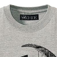 AKIHIDE | NAKED MOON Tシャツ