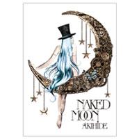 AKIHIDE | NAKED MOON ポストカードセット