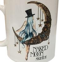 AKIHIDE | NAKED MOON マグカップ