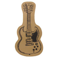 AKIHIDE | RAIN MAN ギター型ポーチ